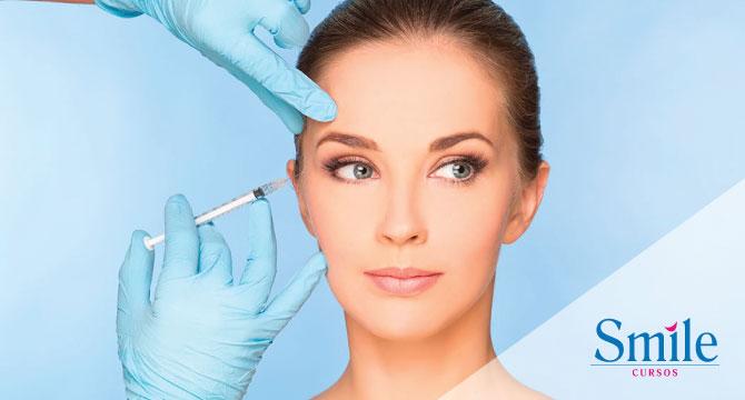 uso de toxina botulínica para tratamentos estéticos