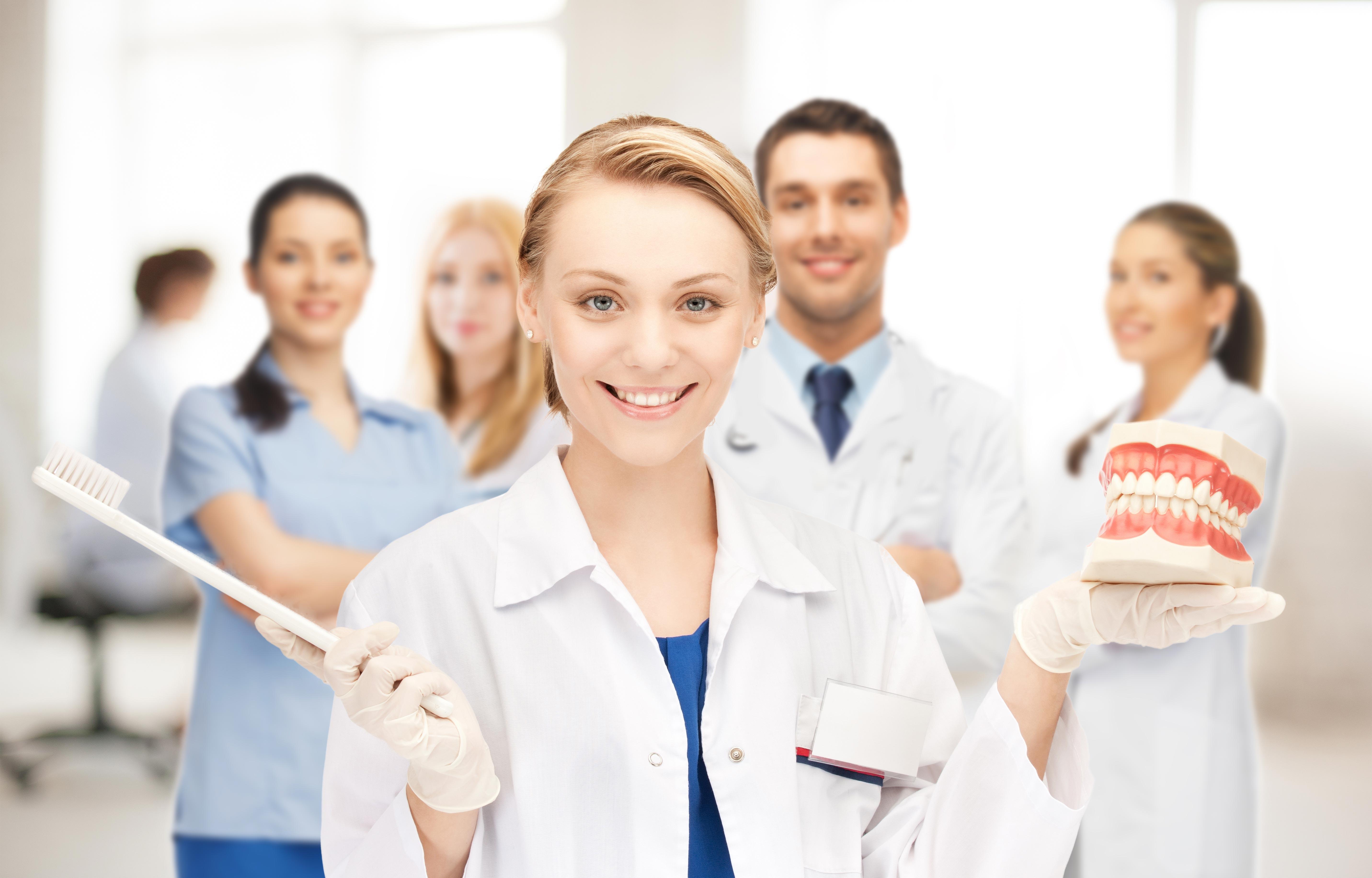 Odontologia: especialidades