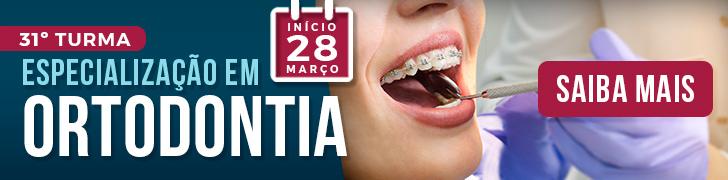 31ª Turma de Especializaço em Ortodontia